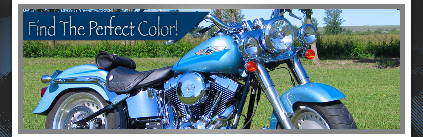 Professional Powder Coating. Find Your Perfect Color